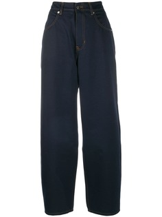 Société Anonyme джинсы широкого кроя