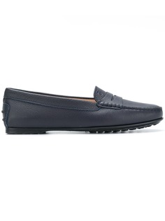 Tods лоферы City Gommino