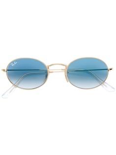 Ray-Ban солнцезащитные очки с эффектом градиента