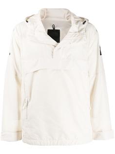 The North Face куртка с капюшоном и застежкой тогл