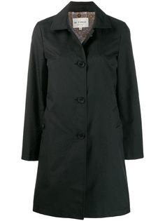Etro пальто с принтом пейсли