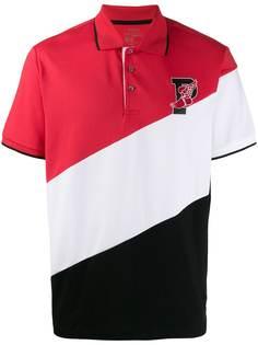 Polo Ralph Lauren рубашка-поло в диагональную полоску