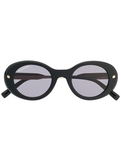 Dsquared2 Eyewear солнцезащитные очки в круглой оправе