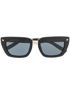 Dsquared2 Eyewear солнцезащитные очки в прямоугольной оправе