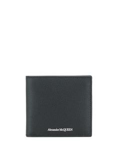 Alexander McQueen бумажник с логотипом