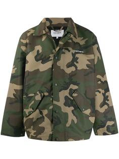 Carhartt WIP пальто оверсайз в стиле милитари