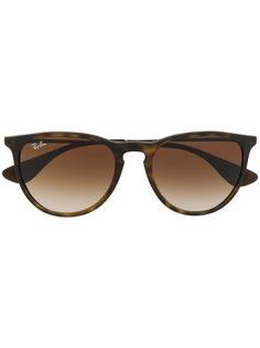 Ray-Ban солнцезащитные очки в круглой оправе