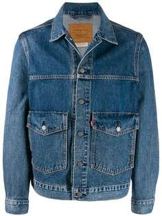 Levis классическая джинсовая куртка
