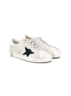 Golden Goose Kids кроссовки Superstar