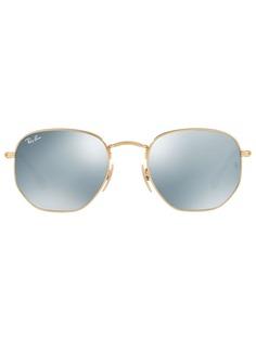 Ray-Ban солнцезащитные очки с зеркальным покрытием