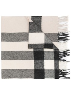 Burberry кашемировый шарф в клетку Stonecheck