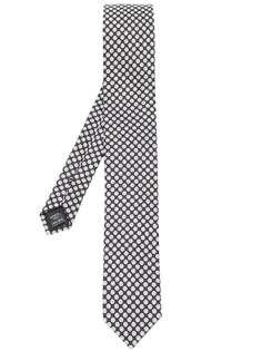 Dolce & Gabbana галстук в горох
