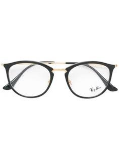 Ray-Ban очки в круглой оправе