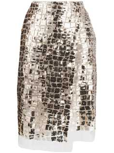 Dorothee Schumacher юбка-карандаш Seductive Layer