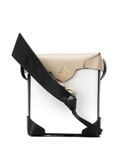 Manu Atelier мини-сумка через плечо Pristine