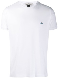 Vivienne Westwood футболка с логотипом