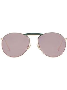 Fendi солнцезащитные очки из коллаборации с Gentle Monster