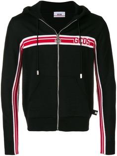 Gcds спортивная куртка на молнии