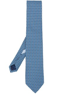 Salvatore Ferragamo галстук с узором