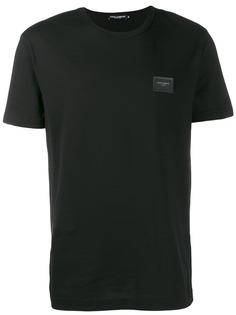 Dolce & Gabbana футболка свободного кроя