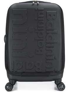Baldinini чемодан с тисненым логотипом