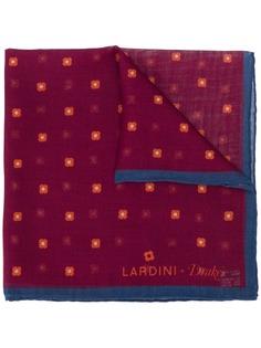 Lardini галстук-бабочка Drakes с цветочным принтом