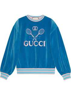 Gucci толстовка Gucci Tennis