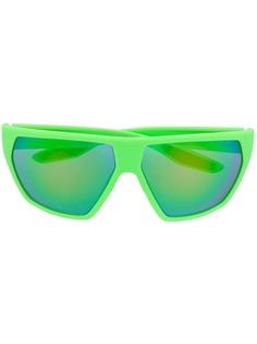 Prada Eyewear солнцезащитные очки в спортивном стиле