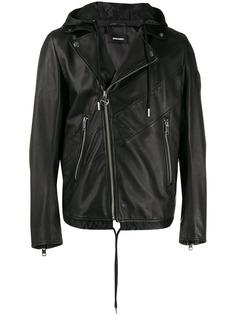 Diesel байкерская куртка L-Solove