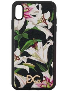 Dolce & Gabbana чехол для iPhone XS Max с принтом