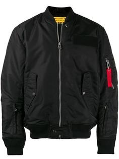 Diesel куртка-бомбер на молнии