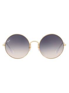 Ray-Ban солнцезащитные очки Ja-Jo в круглой оправе