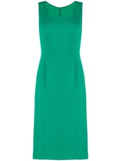 Dolce & Gabbana облегающее платье миди
