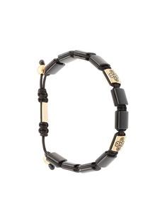 Nialaya Jewelry браслет с тигровым глазом