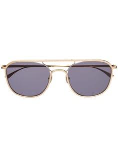 Masunaga солнцезащитные очки Bellatrix