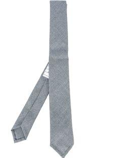 Thom Browne галстук из ткани шамбре