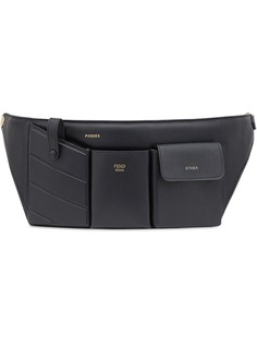 Fendi поясная сумка Pockets