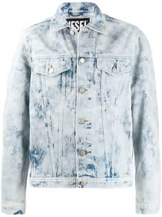 Diesel джинсовая куртка