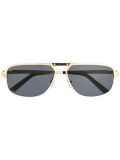 Cartier солнцезащитные очки Santos de Cartier