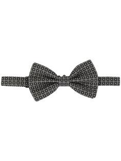 Dolce & Gabbana жаккардовый галстук-бабочка с принтом