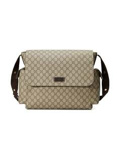 Gucci Kids сумка для мам GG Supreme