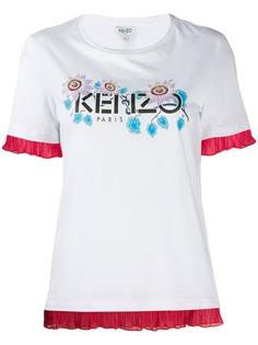Kenzo футболка Passion Flower