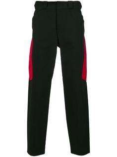 Alexander Wang брюки с панельным дизайном