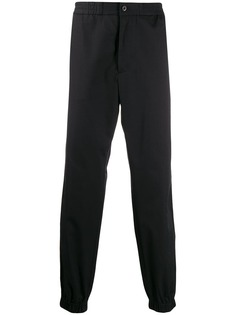 Etro side-stripe fitted trousers