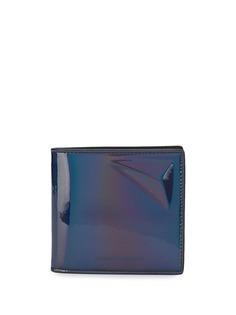 Alexander McQueen бумажник с голографическим эффектом