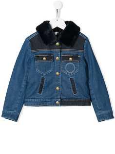 Chloé Kids джинсовая куртка