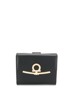 Salvatore Ferragamo бумажник с декором Gancio