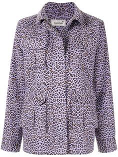 Bambah куртка с леопардовым принтом