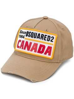 Dsquared2 бейсболка Canada