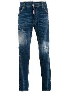 Dsquared2 джинсы Tidy Biker